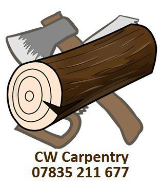 CW Carpentry logo
