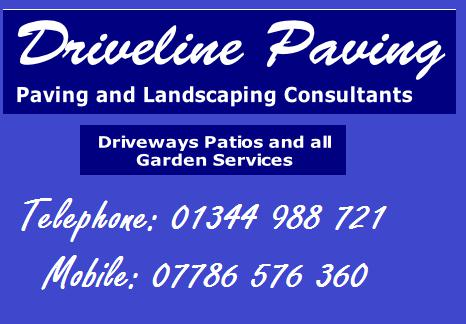 Drive-line Paving logo