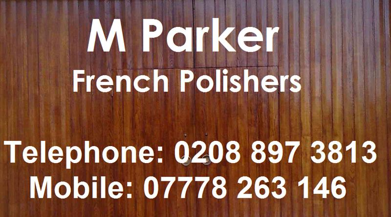 M Parker French Polishers logo