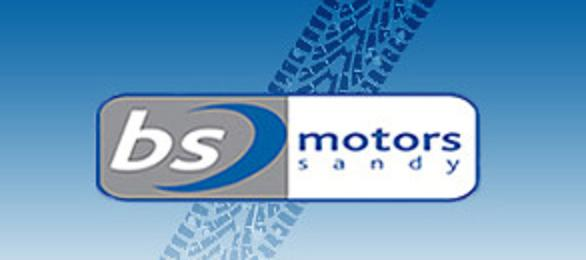 BS Motors logo