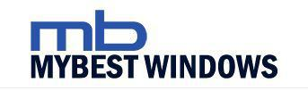 My Best Group Ltd t/a  My Best Windows logo