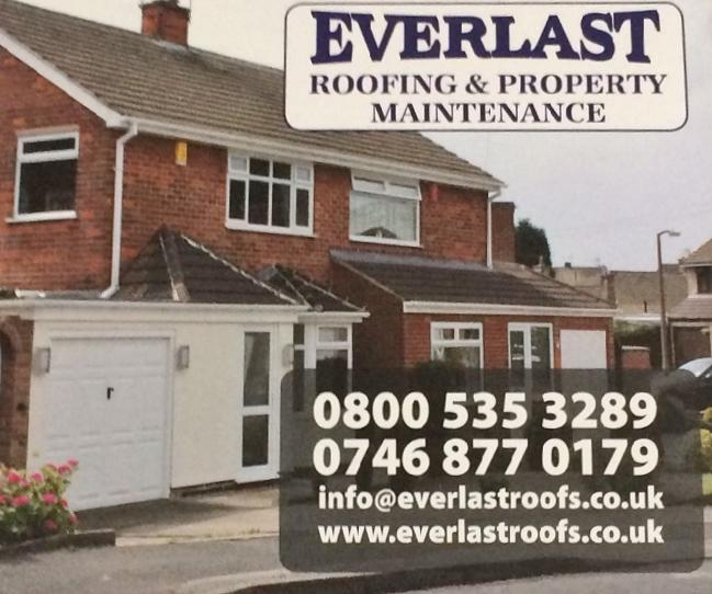Everlast Roofing logo