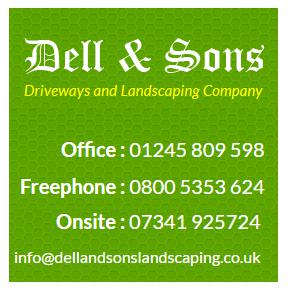 Dell and Sons Landscaping Ltd logo