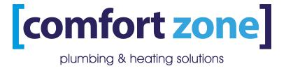 Comfort Zone Plumbing & Heating Solutions Ltd logo