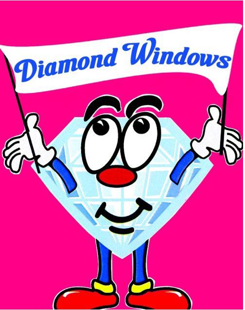 Diamond Windows logo