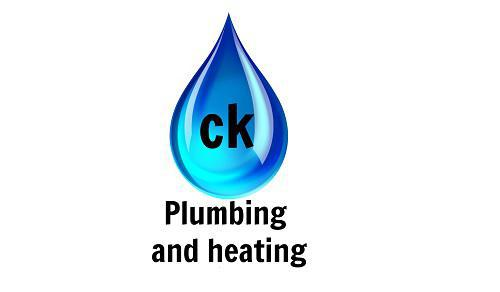 CK Plumbing and Heating logo