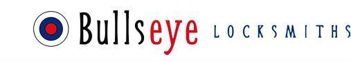 Bullseye Locksmiths logo