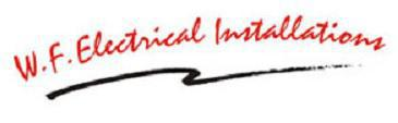 WF Electrical Installations logo