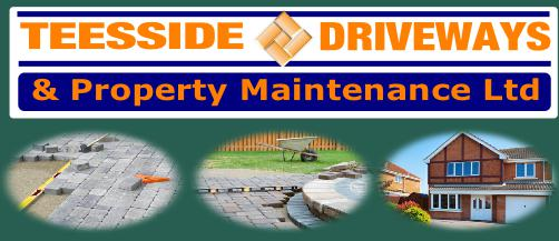 Teesside Driveways & Property Maintenance Ltd logo