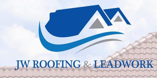 JW Roofing & Leadwork logo