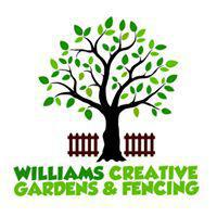 Williams Creative Gardens & Fencing logo