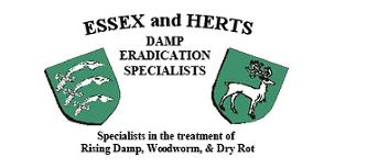 Essex & Herts Damp Eradication logo
