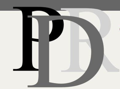 PDR Home Improvements logo