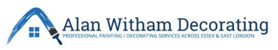 Alan Witham Decorating logo