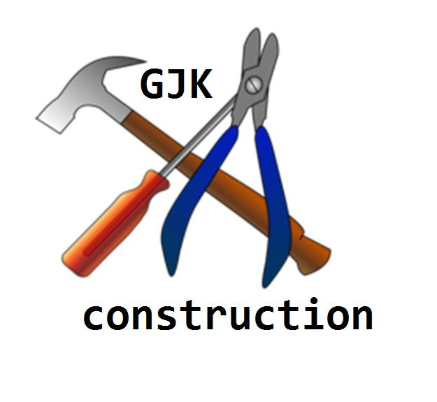 GJK Construction logo