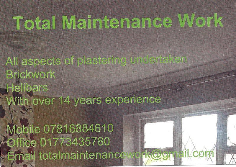 Total Maintenance Work logo