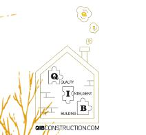 QIB Construction.com logo