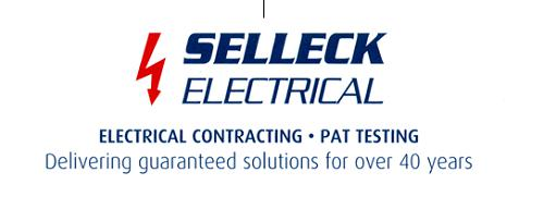 Selleck Electrical logo