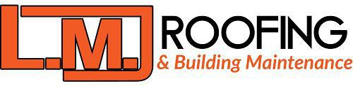 LMJ Roofing and Building logo