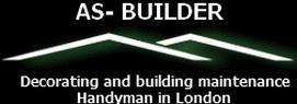AS Builder London Ltd logo