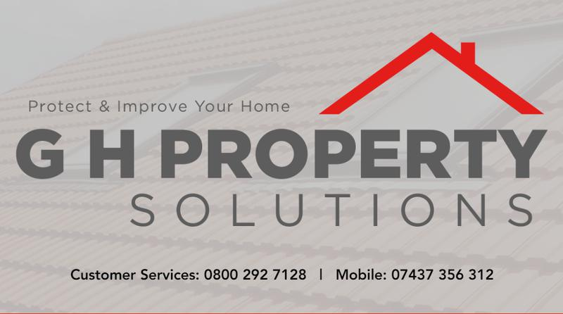 GH Property Solutions Ltd logo