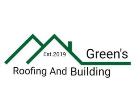 Green's Roofing and Building Ltd logo