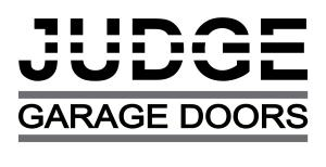 Judge Garage Doors logo