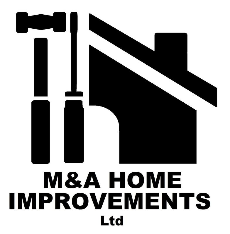M&A Home Improvements Composite Doors, Windows and Conservatories  logo