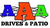 AAA Driveways & Patios logo