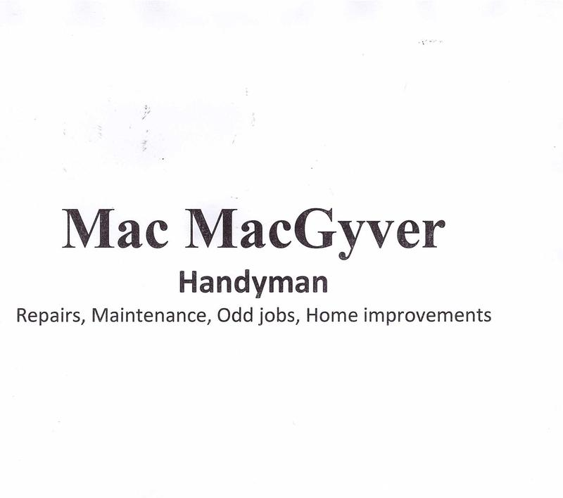 Mac Macgyver logo