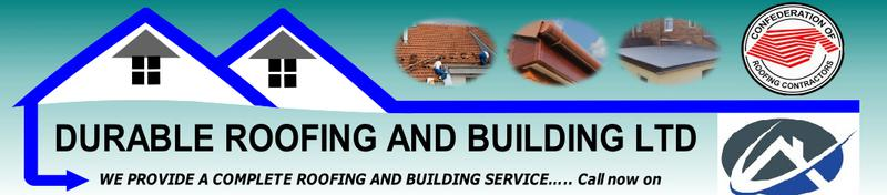 Durable Roofing & Building Ltd logo