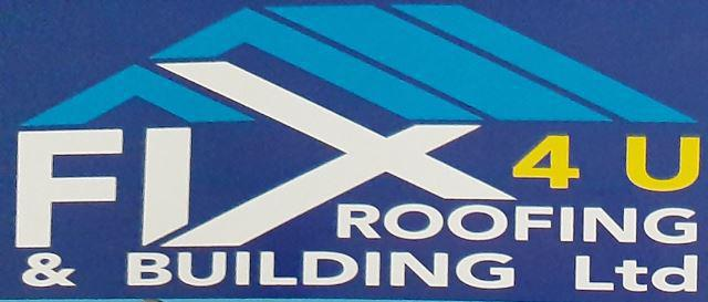Fix4U Roofing & Building Ltd logo