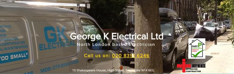 George K Electrical ltd logo