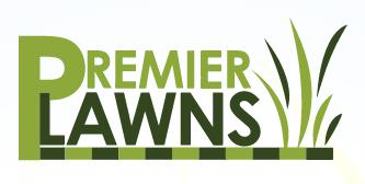 Premier Lawns logo