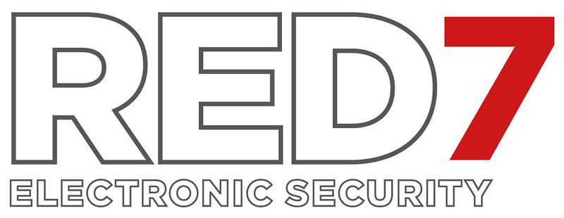 Red 7 Electronic Security logo