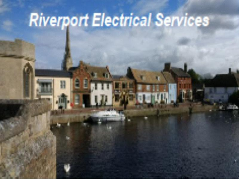 Riverport Electrical Services logo