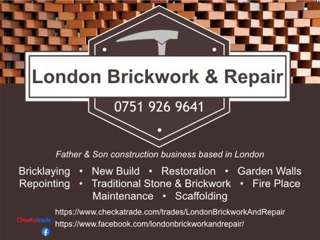 London Brickwork and Repair logo