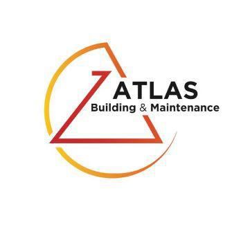Atlas Building and Maintenance logo