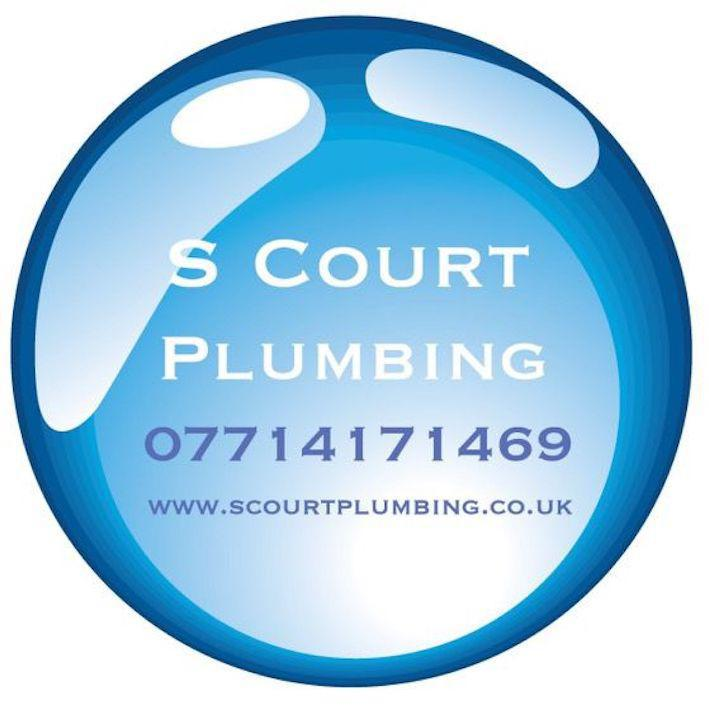 S Court Plumbing logo
