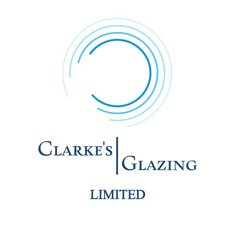 Clarke's Glazing Limited logo