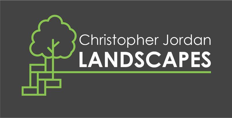 Christopher Jordan Landscapes logo