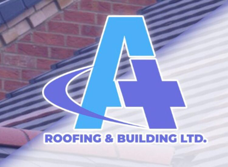 A Plus Roofing and Building Limited logo