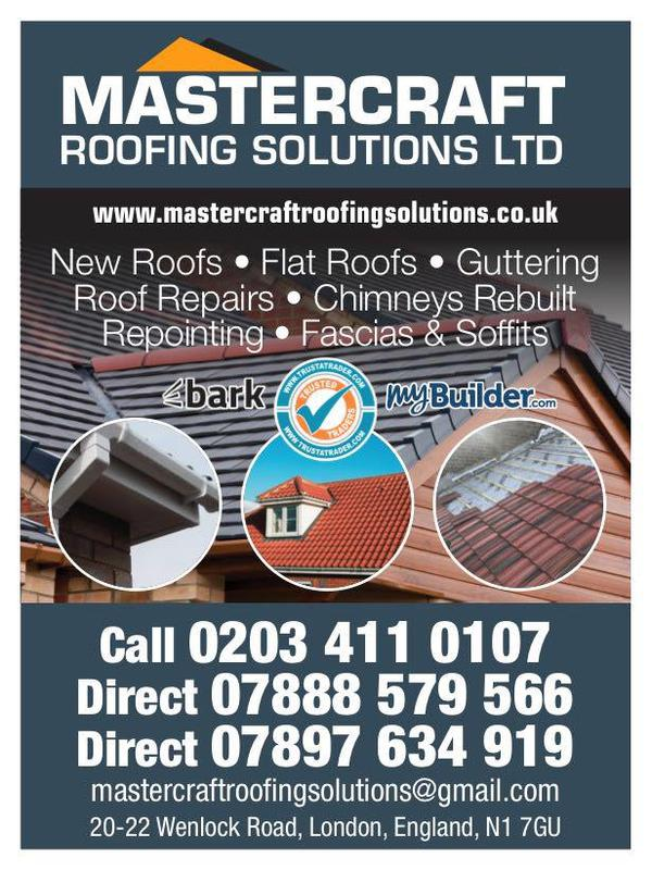 Mastercraft Roofing Solutions Ltd logo