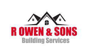 R Owen & Sons Building Services logo