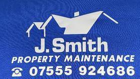 J Smith Property Maintenance logo