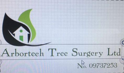 Arbortech Tree Surgery Ltd logo