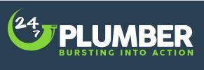24/7 Plumber logo