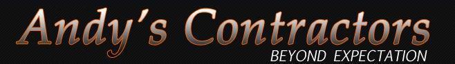Andy's Contractors logo
