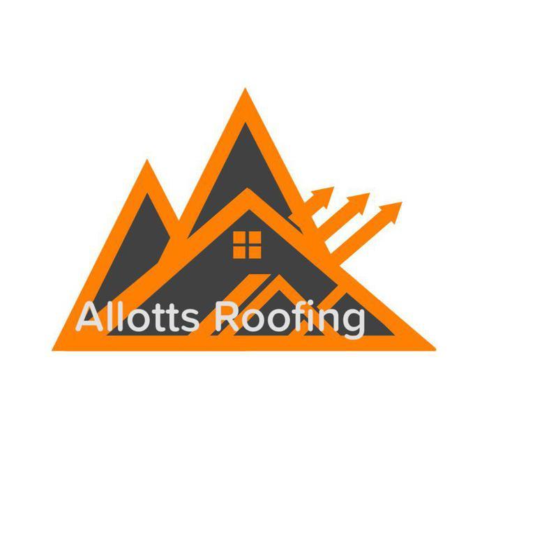 Allotts Roofing logo