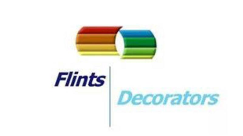 Flints Decorators logo